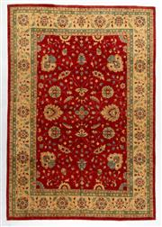Sale 8760C - Lot 5 - An Afghan Chobi Top Quality, Elegant Design, Natural Dyes, 435 x 303cm