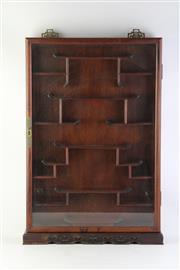 Sale 8810 - Lot 92 - Rosewood Shallow Display Box