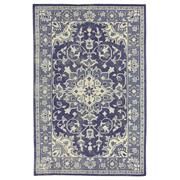 Sale 8860C - Lot 41 - An India Vintage Style Overdye Rug, in Handspun Wool 230x160cm