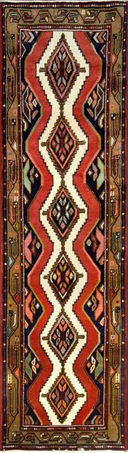 Sale 8353C - Lot 44 - Persian Hamadan 277cm x 78cm