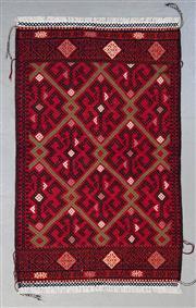Sale 8499C - Lot 79 - Persian Sumak 144cm x 96cm