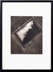 Sale 8517A - Lot 81 - T Lackowski, Polish - Kvzywe Zwieniado - Broken Mirror image size 22 x 18cm