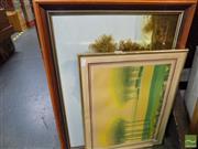 Sale 8453 - Lot 2014 - 2 Artworks