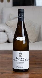 Sale 8694A - Lot 78 - Eight bottles of Didier delagrange white to include hautes - cotes de beaune Chardonnay 2014, Bourgogne aligote 2914 and Meursault 2013