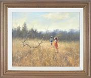 Sale 8828 - Lot 2034 - Ron Van Gennip (1947 - ) - The Girlfriends 48 x 60cm