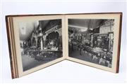 Sale 8733 - Lot 3 - Queensland Jubilee Exhibition Album 1909