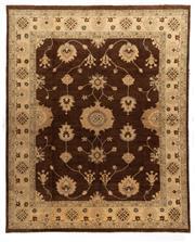 Sale 8760C - Lot 1 - An Afghan Chobi Top Quality, Elegant Design, Natural Dyes, 370 x 453cm