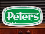 Sale 8765 - Lot 1009 - Peters Light Box Perspex Sign