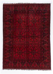 Sale 8780C - Lot 266 - An Afghan Khal Mohammadi 100% Wool Pile Natural Dyes, 240 x 175cm