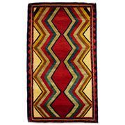 Sale 8860C - Lot 44 - A Persian Nomadic Contemproary Lori Rug, in Handspun Wool 147x85cm