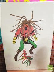 Sale 8421 - Lot 1043 - Vintage and Original Superdread Promotional Poster (59cm x 41.5cm)