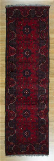 Sale 8657C - Lot 55 - Afghan Khal Mohamadi 282cm x 82cm