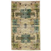 Sale 8761C - Lot 4 - A Vintage Turkish Zeki Muren Carpet, Hand-knotted Wool, 208x124cm, $1,650