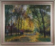 Sale 8838A - Lot 5103 - Russian School - Autumn Trees, 1998 78 x 98cm