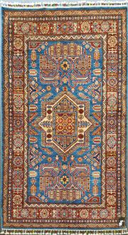 Sale 8688 - Lot 1066 - Afghan Kazak (168 x 97cm)