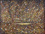 Sale 8764 - Lot 515 - Trish Hend (1940 - ) - Wildflowers in Autumn 92 x 122cm