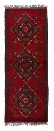 Sale 8715C - Lot 189 - A Persian Turkaman, Wool On Cotton Foundation Classed As Tribal Rugs, 150 x 50cm