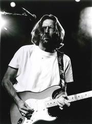 Sale 8765M - Lot 5043 - Eric Clapton, Sydney Entertainment Centre