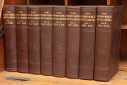 Sale 8795A - Lot 95 - A complete set of the world encyclopaedia by The Modern World from the 1930s
