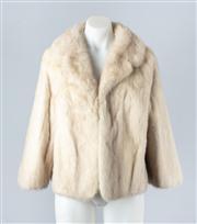 Sale 8828F - Lot 13 - An Azurine Mink Jacket For David Jones Sixth Floor, Size Medium