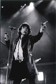 Sale 8872A - Lot 5064 - Mick Jagger (Rolling Stones, Sydney Cricket Ground 1995)