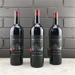 Sale 9089X - Lot 368 - 3x 2011 Whitehall Lane Winery & Vineyards Tre Leoni Red Blend, Napa Valley