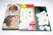 Sale 9090 - Lot 21 - A Vintage Horoscope Board Game