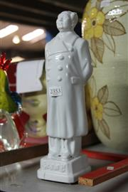 Sale 8348 - Lot 8 - Blanc de Chine Figure of Chairman Mao