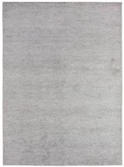 Sale 8651C - Lot 39 - Colorscope Collection; Wool and Viscose Handknotted - Light Grey Rug, Origin: India, Size: 160 x 230cm, RRP: $999