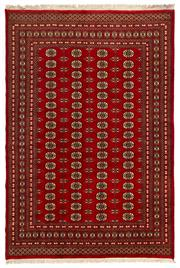 Sale 8780C - Lot 269 - A Persian Turkaman, Wool On Cotton Foundation Classed As Tribal Rugs, 297 x 200cm