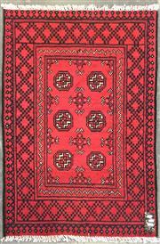 Sale 8822 - Lot 1183 - Afghan Turkoman (120 x 80cm)