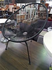 Sale 8637 - Lot 1082 - Acapulco Style Chair