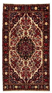 Sale 8780C - Lot 270 - A Persian Hamadan Classed As Village Rugs, Wool On Cotton Foundation, 290 x 163cm