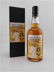 Sale 8514 - Lot 1725 - 1x Chichibu Distillery Ichiros Malt IPA Cask Finished Single Malt Japanese Whisky - limited edition for 2017, bottle 6202/6700, 57...
