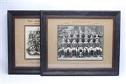 Sale 8733 - Lot 103 - Adelaide Australian Rules team photographs