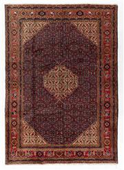 Sale 8740C - Lot 83 - A Persian Tabriz Wool And Silk Inlaid Pile, 288 x 205cm