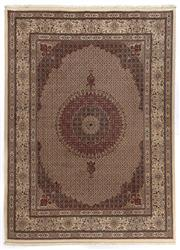 Sale 8760C - Lot 28 - An Iranian Rug, Khorasan Region, Very Fine Wool And Silk Pile., 345 x 250cm