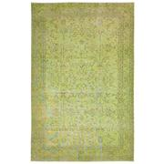 Sale 8761C - Lot 5 - A Vintage Turkish Overdye Carpet, Hand-knotted Wool, 312x203cm, RRP $2,960