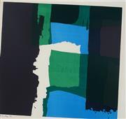 Sale 8980A - Lot 5098 - Una Foster (1912 - 1996) - Minor Key, 1973 43 x 45.5 cm (frame: 67 x 62 x 2 cm)