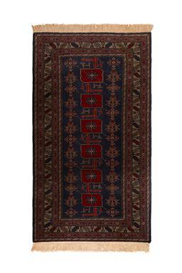 Sale 9149C - Lot 47 - FINE CAUCASIAN SHIRVAN 94x192cm