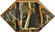 Sale 8325 - Lot 596 - David Schlunke (1942 - ) - Jack and Helichrysum, 1972 71.5 x 123cm