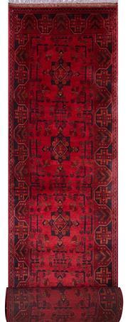 Sale 8455C - Lot 45 - Afghan Khal Mohamadi 475cm x 78cm