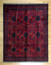 Sale 8657C - Lot 59 - Afghan Khal Mohamadi 230cm x 175cm