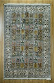 Sale 8672C - Lot 32 - Kashmiri Silk 283cm x 184cm