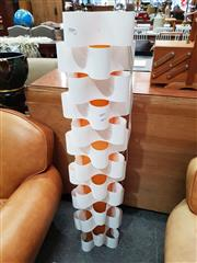 Sale 8724 - Lot 1008 - Modern Plastic Standard Lamp