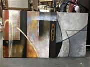 Sale 8750 - Lot 2071 - 2 Artist Unknown - Decorative Panels