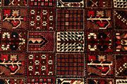 Sale 8780C - Lot 272 - A Persian Bakhtiyari And Classic Garden Design, 100% Wool On Cotton, Classed As Prerevolution Weave, 288 x 197cm