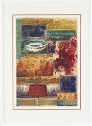 Sale 8797 - Lot 2043 - Susan Baran (1959 - ) - China mono-print, 63.5 x 45.5cm, signed lower right -