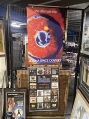 Sale 8888 - Lot 2089 - Beatles Poster & 2001 a Space Odyssey Poster (2)