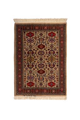 Sale 9149C - Lot 48 - FINE CAUCASIAN SHIRVAN 94x135cm